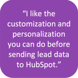 data customization