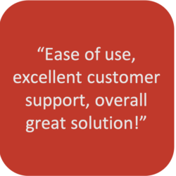 great data management customer support